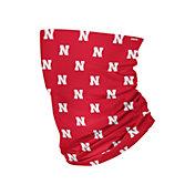 FOCO Nebraska Cornhuskers Neck Gaiter