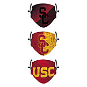 FOCO Youth USC Trojans 3-Pack Face Coverings