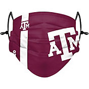 FOCO Adult Texas A&M Aggies On-Field Sideline Adjustable Face Covering