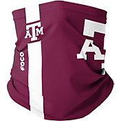 FOCO Adult Texas A&M Aggies On-Field Logo Neck Gaiter