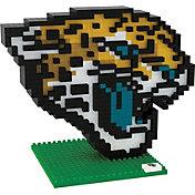 FOCO Jacksonville Jaguars BRXLZ 3D Puzzle
