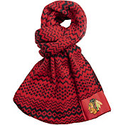 FOCO Chicago Blackhawks Scarf