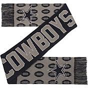 FOCO Dallas Cowboys Reversible Scarf