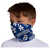 FOCO Youth Los Angeles Dodgers Mascot Neck Gaiter