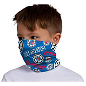 FOCO Youth Los Angeles Clippers Mascot Neck Gaiter