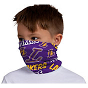 FOCO Youth Los Angeles Lakers Mascot Neck Gaiter