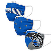 FOCO Youth Orlando Magic 3-Pack Face Coverings