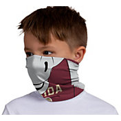 FOCO Youth Florida State Seminoles Mascot Neck Gaiter