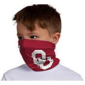 FOCO Youth Oklahoma Sooners Mascot Neck Gaiter