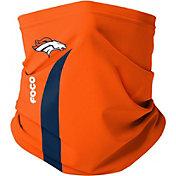 FOCO Youth Denver Broncos On-Field Stripe Neck Gaiter