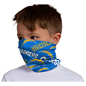 FOCO Youth Los Angeles Chargers Mascot Neck Gaiter
