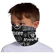FOCO Youth Las Vegas Raiders Mascot Neck Gaiter