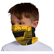 FOCO Youth Pittsburgh Steelers Mascot Neck Gaiter