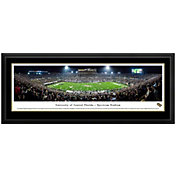 Blakeway Panoramas UCF Knights Double Mat Deluxe Frame