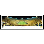 Blakeway Panoramas Michigan Wolverines Standard Frame