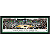 Blakeway Panoramas Michigan State Spartans Single Mat Select Frame
