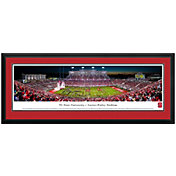 Blakeway Panoramas NC State Wolfpack Double Mat Deluxe Frame