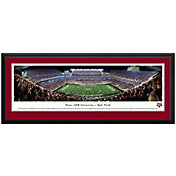 Blakeway Panoramas Texas A&M Aggies Double Mat Deluxe Frame