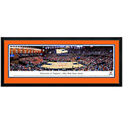 Blakeway Panoramas Virginia Cavaliers Double Mat Deluxe Frame