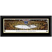 Blakeway Panoramas Pittsburgh Penguins Mat Deluxe Frame