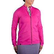 SwingDish Women's Kendal Full Zip Golf Jacket