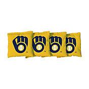 Victory Milwaukee Brewers Cornhole Bean Bags
