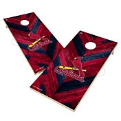 Victory St. Louis Cardinals 2' x 4' Solid Wood Cornhole Boards