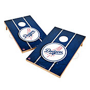 Victory Los Angeles Dodgers 2' x 3' Solid Wood Cornhole Boards