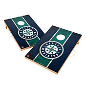 Victory Tailgate Seattle Mariners 2' x 3' Solid Wood Cornhole Boards
