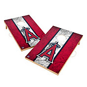 Victory Los Angeles Angels 2' x 3' Solid Wood Cornhole Boards