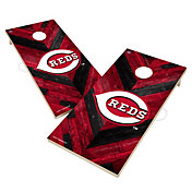 Victory Cincinnati Reds 2' x 4' Solid Wood Cornhole Boards