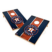 Victory Houston Astros 2' x 3' Solid Wood Cornhole Boards