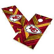 Victory Kansas City Chiefs 2' x 4' Solid Wood Cornhole Boards