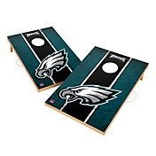 Victory Philadelphia Eagles 2' x 3' Solid Wood Cornhole Boards