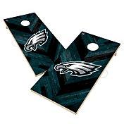 Victory Philadelphia Eagles 2' x 4' Solid Wood Cornhole Boards