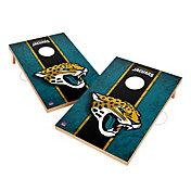 Victory Jacksonville Jaguars 2' x 3' Solid Wood Cornhole Boards