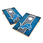 Victory Detroit Lions 2' x 3' Solid Wood Cornhole Boards