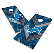 Victory Detroit Lions 2' x 4' Solid Wood Cornhole Boards