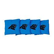 Victory Carolina Panthers Cornhole Bean Bags
