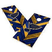 Victory St. Louis Blues 2' x 4' Solid Wood Cornhole Boards