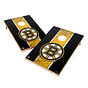 Victory Boston Bruins 2' x 3' Solid Wood Cornhole Boards