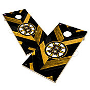 Victory Boston Bruins 2' x 4' Solid Wood Cornhole Boards