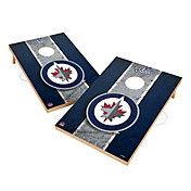 Victory Winnipeg Jets 2' x 3' Solid Wood Cornhole Boards