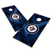 Victory Winnipeg Jets 2' x 4' Solid Wood Cornhole Boards