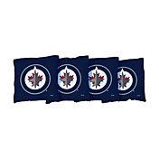Victory Winnipeg Jets Cornhole Bean Bags