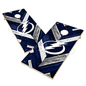 Victory Tampa Bay Lightning 2' x 4' Solid Wood Cornhole Boards