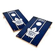 Victory Toronto Maple Leafs 2' x 3' Solid Wood Cornhole Boards