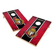 Victory Ottawa Senators 2' x 3' Solid Wood Cornhole Boards