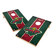 Victory Minnesota Wild 2' x 3' Solid Wood Cornhole Boards