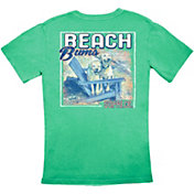Southern Fried Cotton Women's Beach Bums 2 T-Shirt